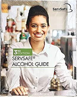 Servsafe Alcohol Manual