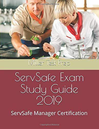 Servsafe Study Guide Book