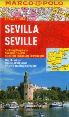 Seville Marco Polo City Map (Marco Polo City Maps) (Marco Polo Maps (Multilingual))