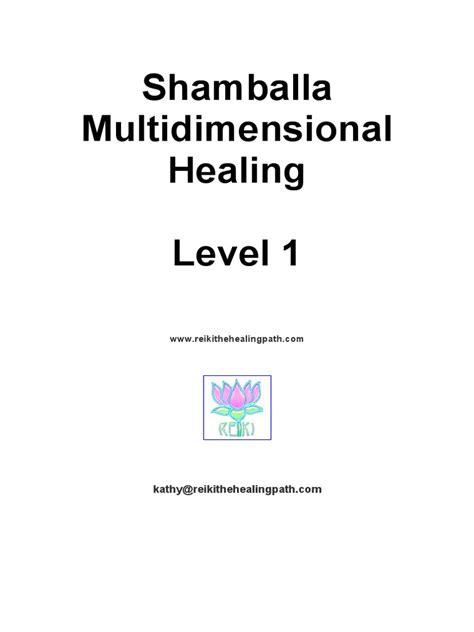 Shambala Reiki Manual