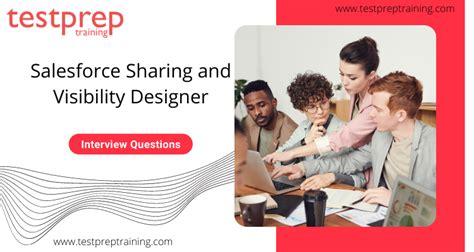 Sharing-and-Visibility-Designer Trainingsunterlagen