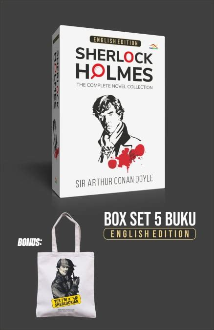 Sherlock Holmes The Complete Collection English Edition