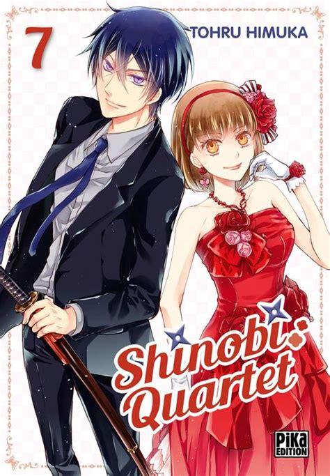 Shinobi Quartet T07