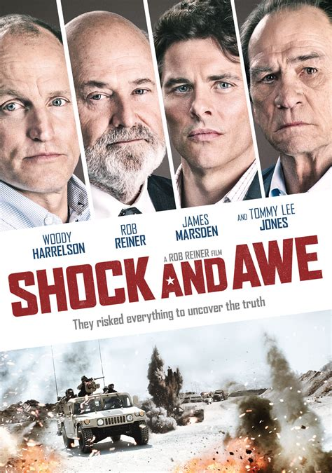 Shock and awe (2017) online
