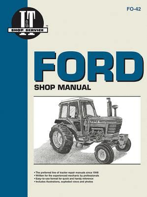Shop Manual For Ford 7710 Series Ii