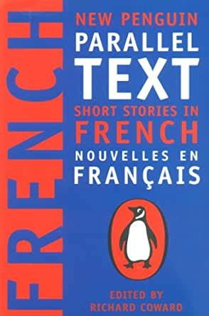 Short Stories In French New Penguin Parallel Texts