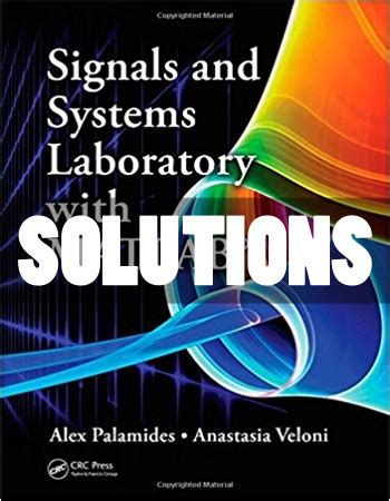 Signals And Systems Lab Manual Matlab