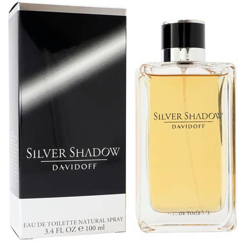 Silver Shadow By Davidoff Eau De Toilette Spray 3 4 Oz 100 Ml Men