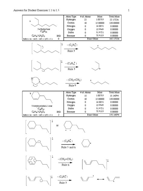 Silverstein Spectrometric Identification Organic Compounds Solutions Manual
