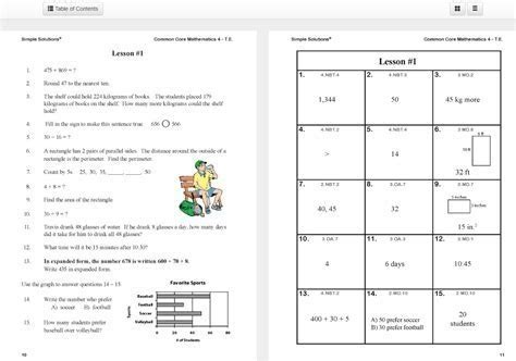 Simple Solutions Mathematics Answers
