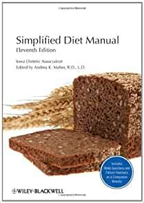 Simplified Diet Manual 11th Edition