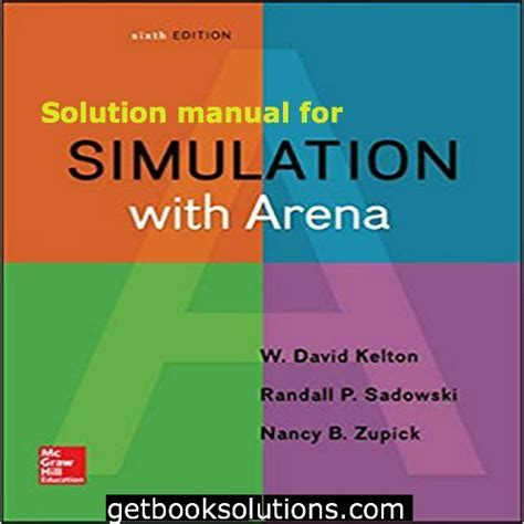 Simulation With Arena Manual Solution