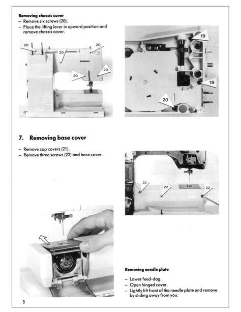 Singer Sewing Machine 1130ar Repair Manual