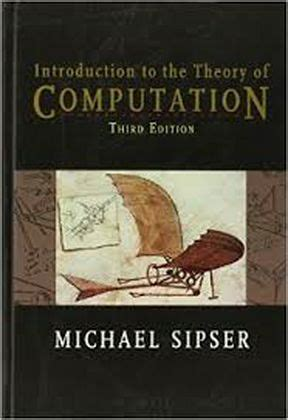 Sipser Theory Of Computation Solutions Manual