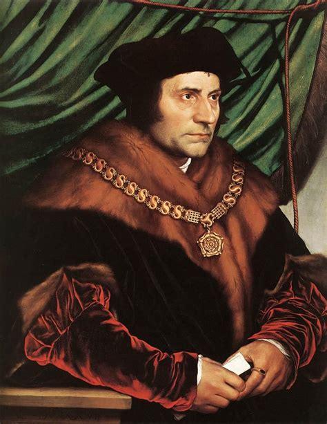 Sir Tomas Moro Lord Canciller De Inglaterra Historia Y Biografias
