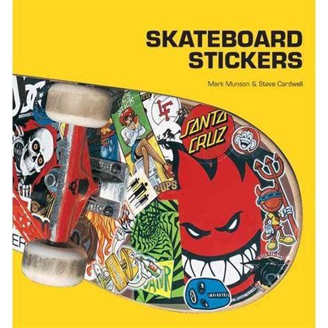 Skateboard Stickers Mini Edition