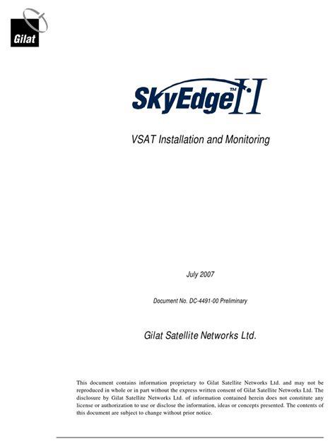 Skyedge 2 Manual
