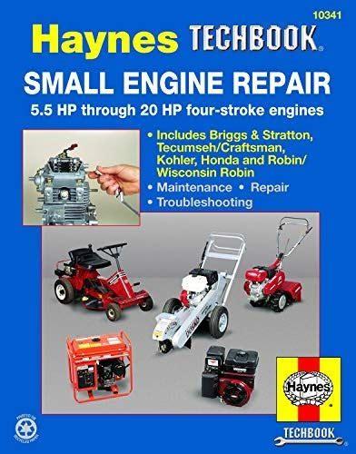 Small Engine Repair Manuals S