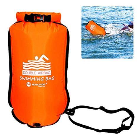 Smallpocket Waterproof Beach Bag Boya De Natacion Para Aguas Abiertas Con Bolsa Estanca Resistente Al Desgaste De Nylon Resistente A La Rotura De Pvc
