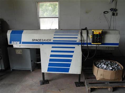 Smw Spacesaver 2000 Parts Manual