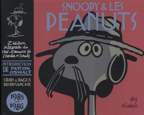Snoopy - Intégrales - tome 18-1985-1986