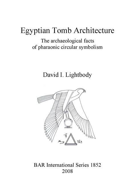 Social Aspects Of Ancient Egyptian Domestic Architecture British Archaeological Reports International Series