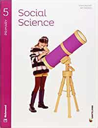 Social Science 5 Primary Student S Book Cd 9788468032849