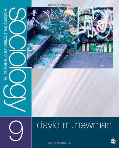 Sociology Newman 9th Edition