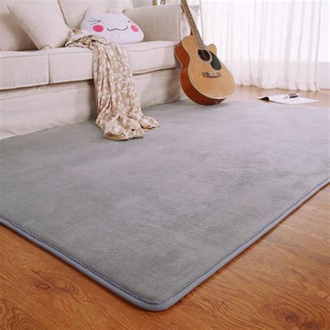 Soft Pebble Rug, Indexp Memory Foam Area Bedroom Floor Home Kitchen Cleaning Decorative Doormat (Light Grey, 40x60cm)