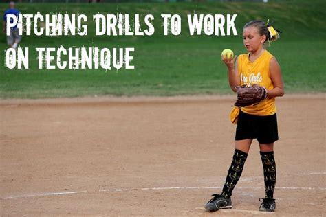 Softball Skills And Drills