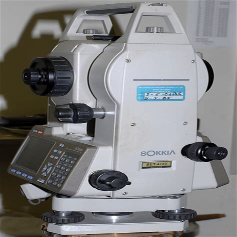 Sokkia Set 3100 Total Station Manual