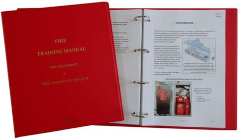 Solas Fire Safety Manual