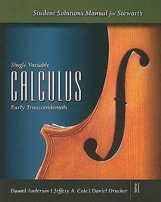 Solution Manual Calculus And Vectors Stewart