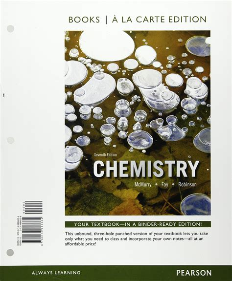 Solution Manual Chemistry Mcmurry And Fay
