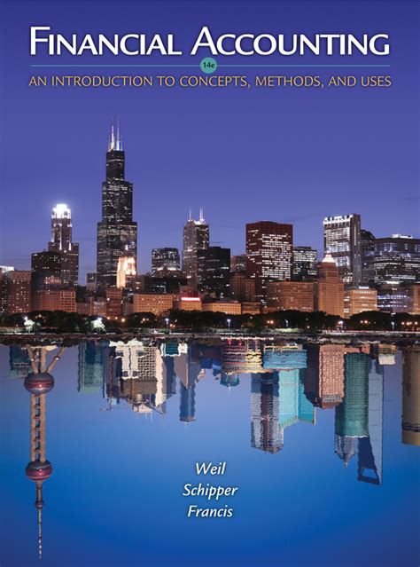 Solution Manual Financial Accounting Weil