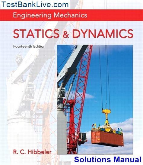 Solution Manual For Engineering Mechanics Statics R C Hibbeler 13 Edition