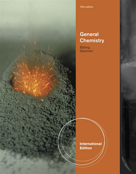 Solution Manual For General Chemistry 10th Edition By Ebbing