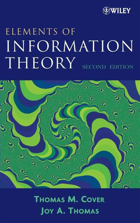 Solution Manual For Information Theory Thomas Cover