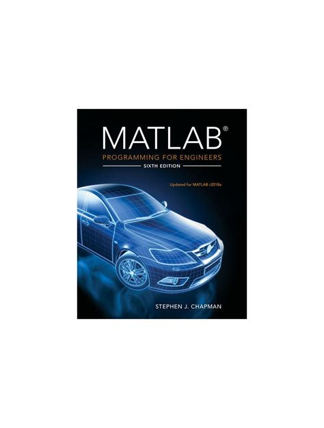 Solution Manual For Matlab Programming For Engineers