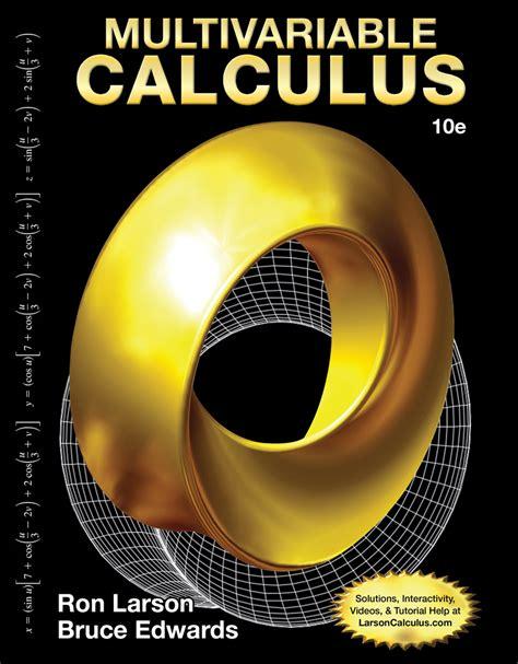 Solution Manual Multivariable Calculus