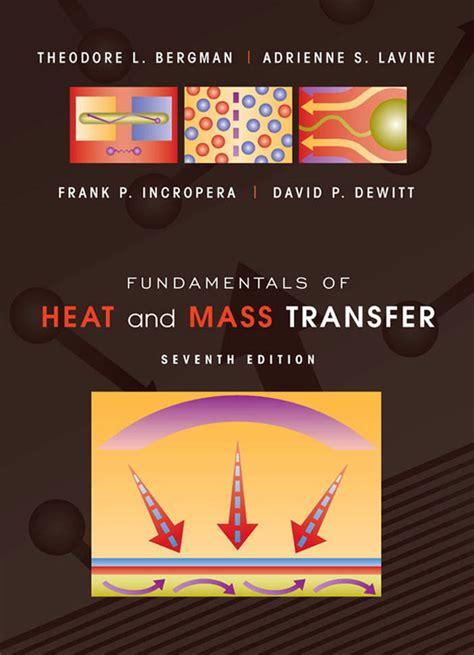 Solution Manual Of Fundamentals Of Heat Transfer