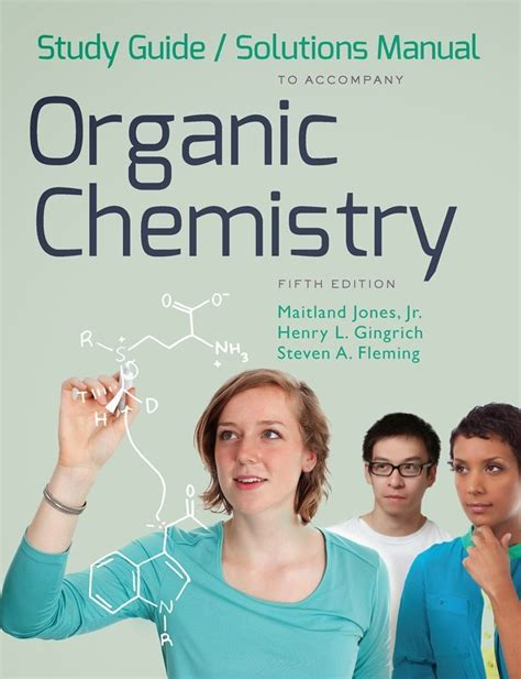 Solution Manual Organic Chemistry 5th Edition
