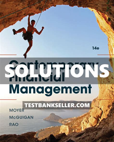 Solutions Manual Financial Management