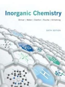 Solutions Manual For Structural Methods Inorganic Chemistry