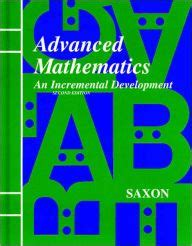 Solutions Manual Houghton Mifflin Advanced Mathematics