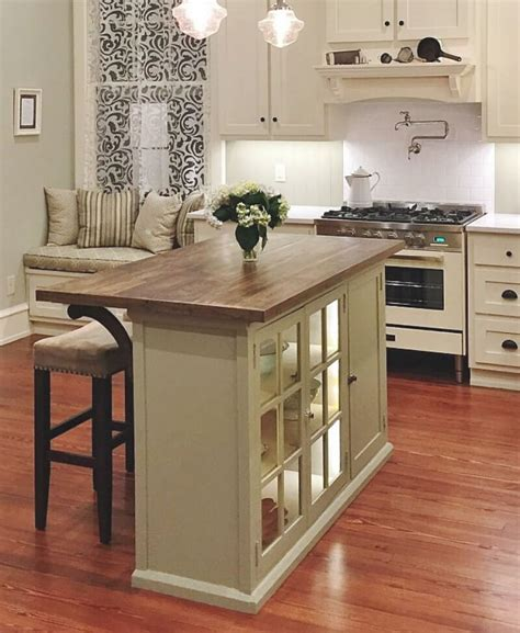 Some Useful Ideas For Helping You On Diy Kitchen Island Design
