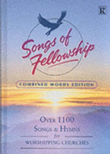Songs of Fellowship: Combined Words Edition Bk.1 & 2