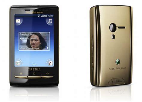 Sony Ericsson Xperia X10 Mini Manual