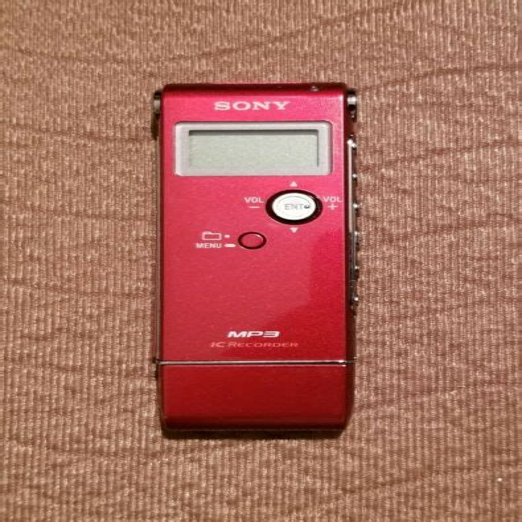 Sony Icd Ux70 Manual