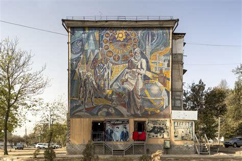 Soviet Asia Soviet Modernist Architecture In Central Asia